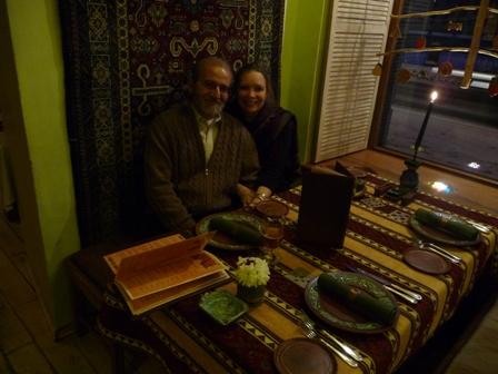 Armenian food par excellence.