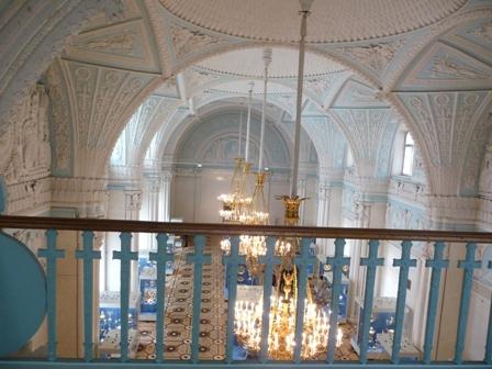 The Alexander Hall (1838 – 1839) architect: Alexander Briullov