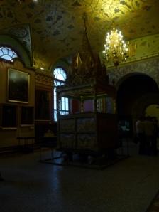 Historical Museum Tsar's box