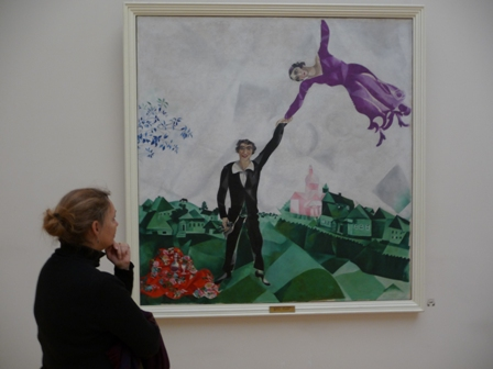 One of my very favorite Chagall's